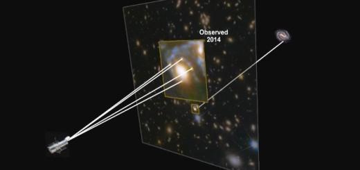 Hubble Sees Supernova