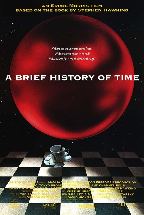 A-Brief-History-of-Time-1991-Poster