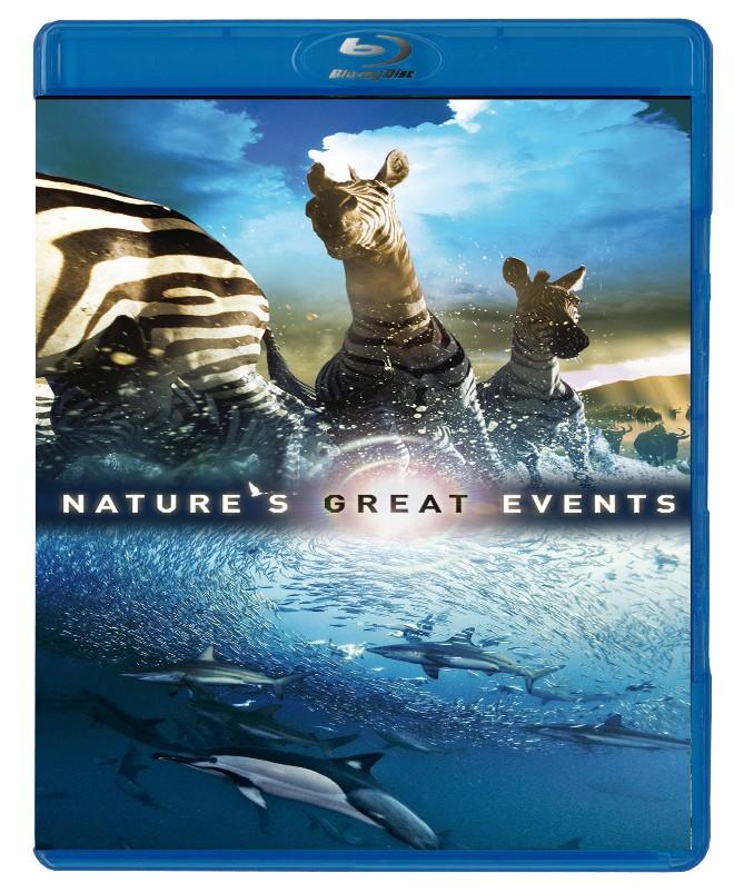 دانلود مستند رایگان: شگفت انگیزترین رویدادهای طبیعت