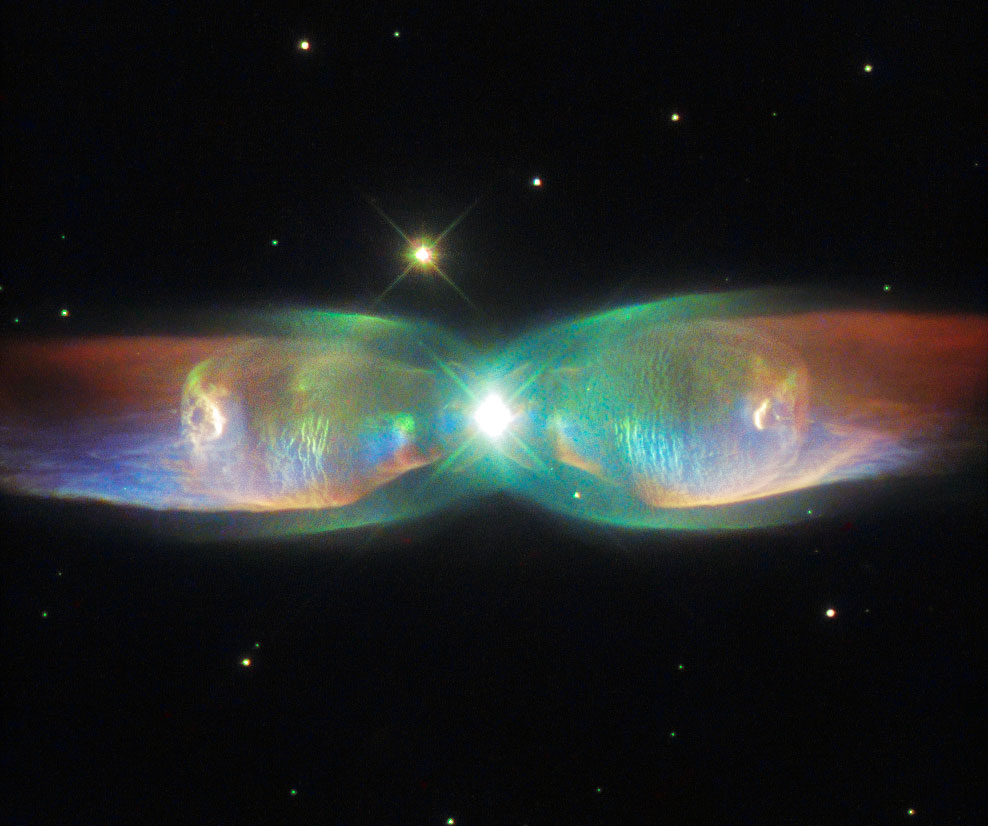 New-Hubble-Image-of-the-Twin-Jet-Nebula