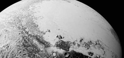 New-Close-Up-Images-of-Pluto-from-NASA's-New-Horizons-Spacecraft
