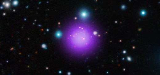 most-distant-galaxy-cluster