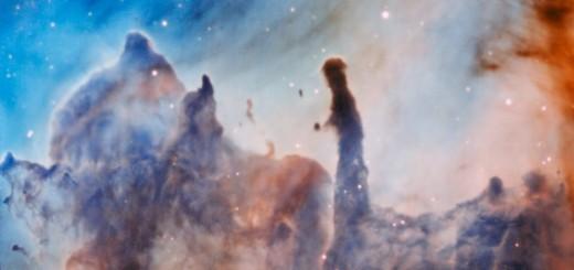 Region R44 in the Carina Nebula